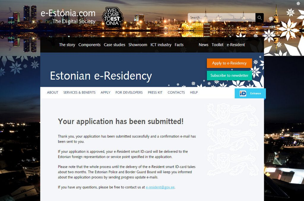How To Become Estonian E-Resident ceekaiser.com 6