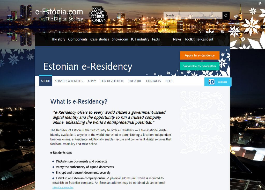 How To Become Estonian E-Resident ceekaiser.com