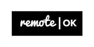 RemoteOK Logo Remote Work 101 CeeKaiser