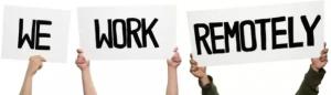 We Work Remotely Logo Remote Work 101 CeeKaiser