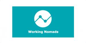 Working Nomads Logo Remote Work 101 CeeKaiser