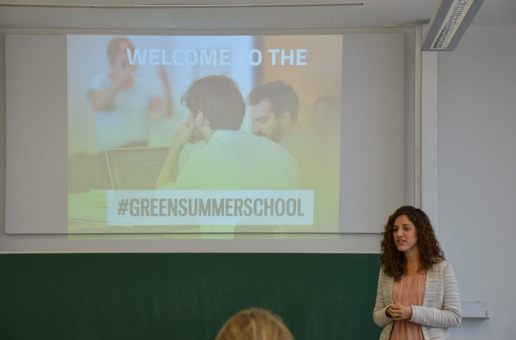 Speakers, Coaches And Their Topics At Green Summer School Constance 2017