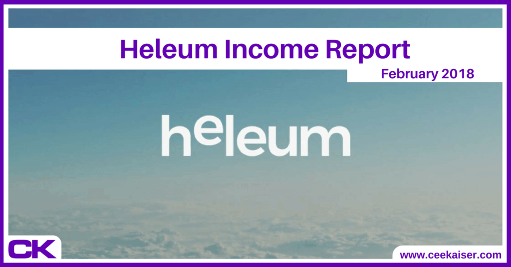 Heleum Income Report February 2018