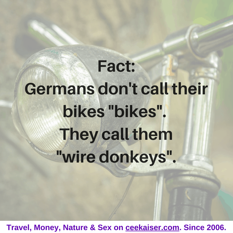 Best Bike Sharing Apps in Frankfurt. Wired Donkey Meme. ceekaiser.com